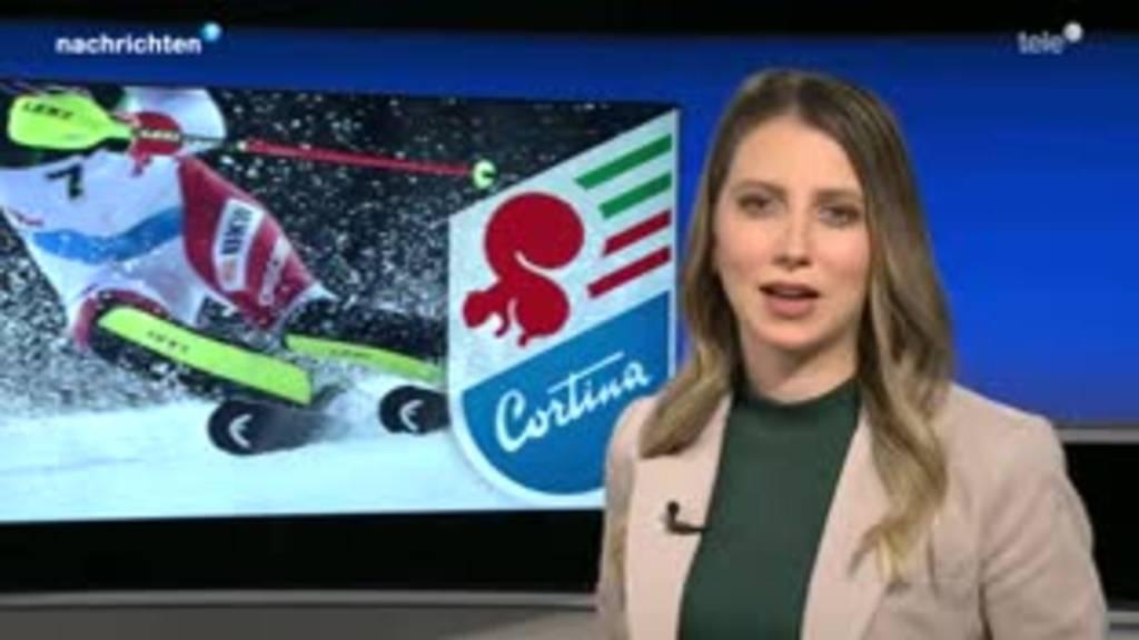 Ski WM: Erste Rennen verschoben wegen zu viel Neuschnee