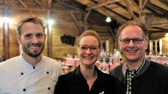 Winterzauber Schlieren 2018 Eröffnung für geladene Gäste