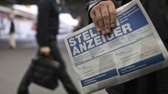 Auch kantonsweit hat die Arbeitslosigkeit im letzten Monat des Jahres 2019 zugenommen. (Symbolbild)