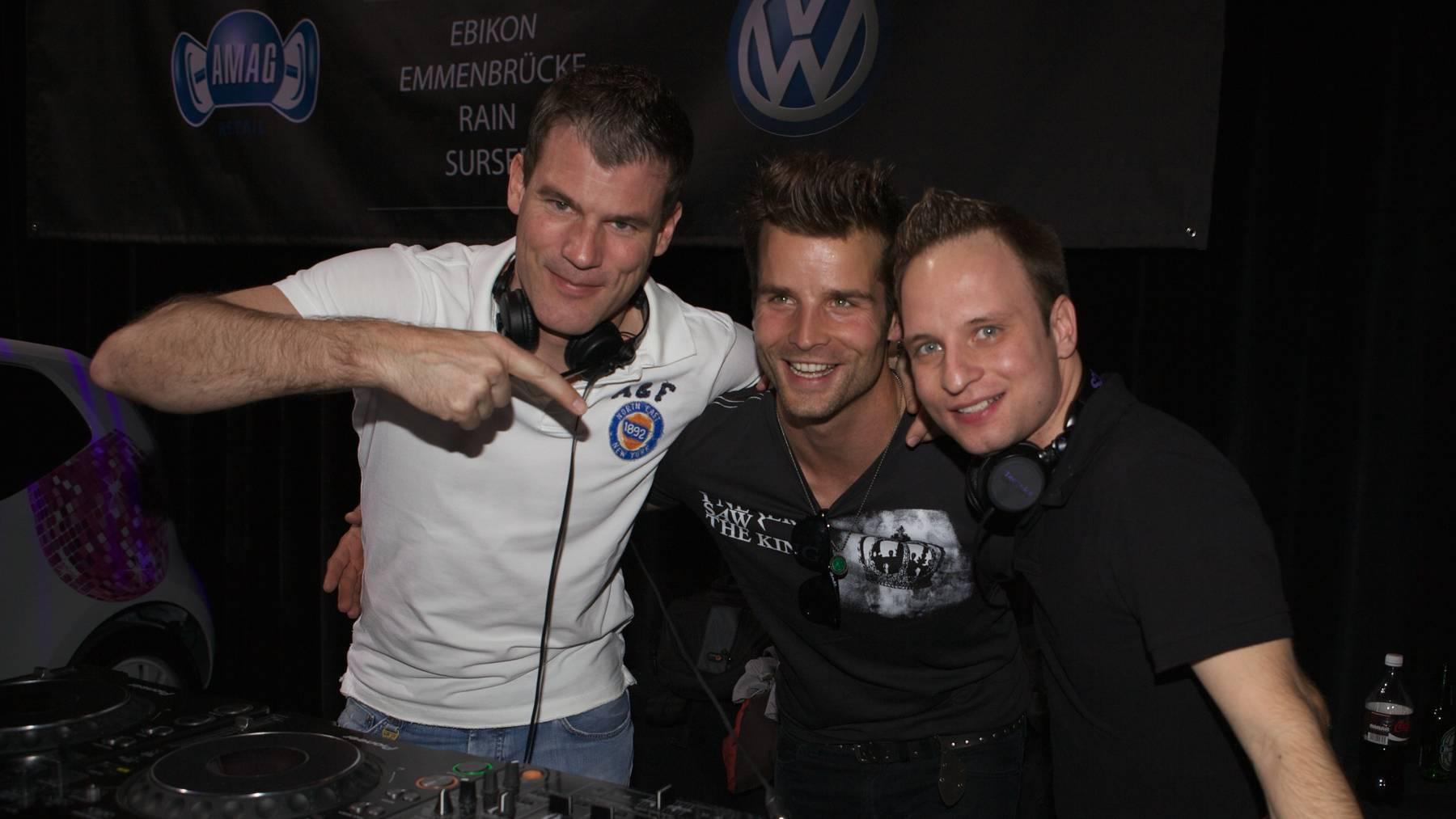 Radio Pilatus ILike Party mit Patrik Nuo