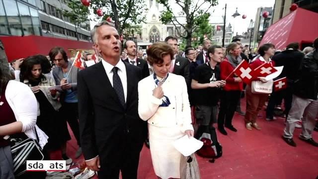 Didier Burkhalters Jahre als Bundesrat - ein Rückblick
