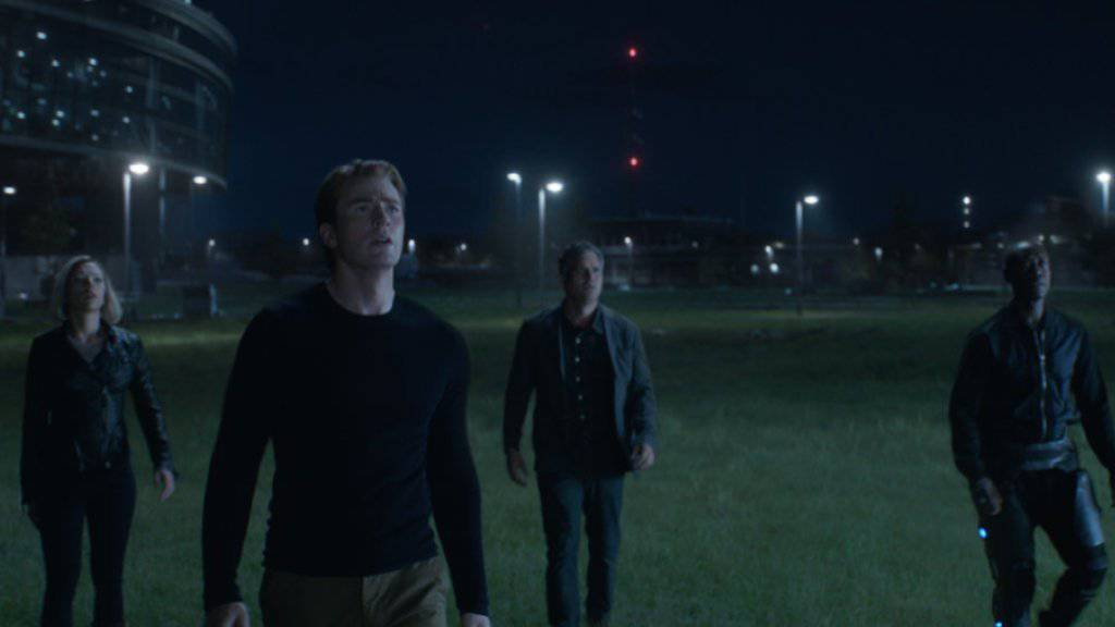 «Avengers: Endgame» brilliert in den Schweizer Kinos