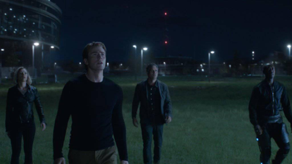Das Superheldenepos «Avengers: Endgame» hat am Wochenende vom 25. bis 28. April 2019 weitaus am meisten Filmfans in die Schweizer Kinos gelockt. (Archivbild)