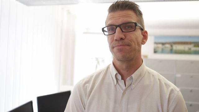 Matthias Beuttenmüller, Leiter Einwohnerdienste Stadt Solothurn, zu den Schaltererfahrungen