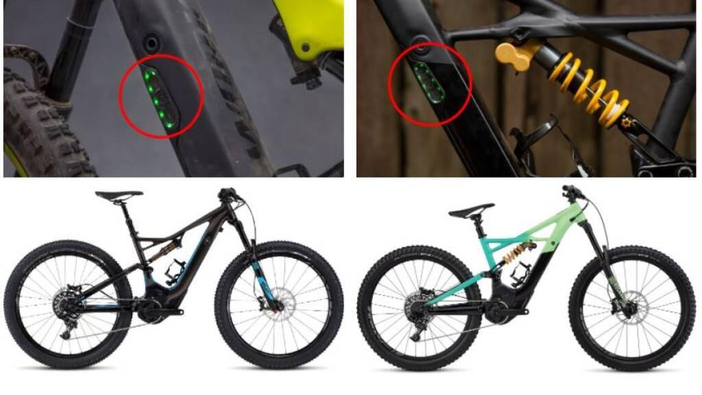 Akkus für E-Mountainbikes wegen Brandgefahr zurückgerufen