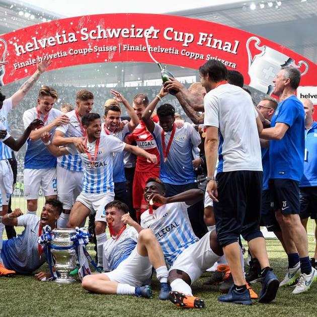 Der FC Zürich ist zum 10. Mal Cupsieger