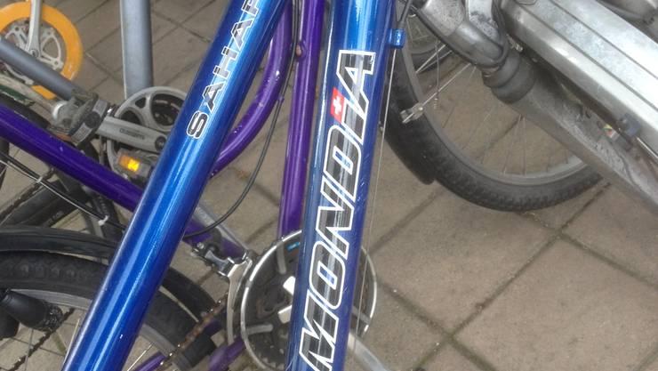"""Die Marke """"Mondia"""" galt lange als Synonym für Swiss-Made-Fahrräder."""
