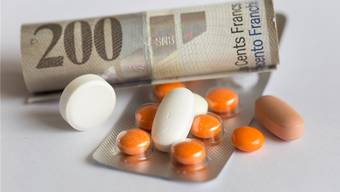 Mit einem speziellen Medikamenten-Versand soll der Arzt 400 000 Franken verdient haben. (Symbolbild)