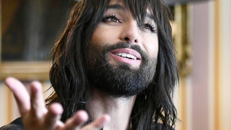 Jetzt ist er nur noch Wurst: Der österreichische Sänger und Travestiekünstler Tom Neuwirth hat Conchita wie schon länger angekündigt, aus seinem künstlerischen Schaffen verbannt. (Archivbild)