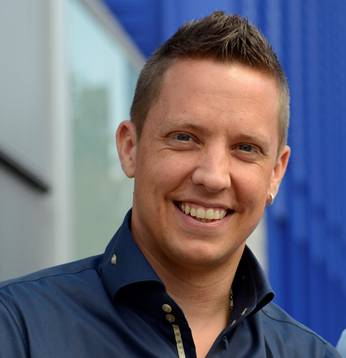 Christian Imark, SVP-Nationalrat und Parteipräsident