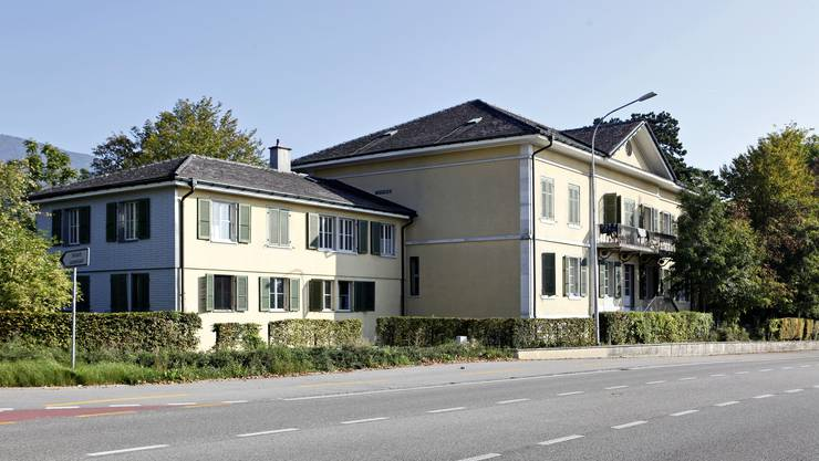 Asylzentrum Selzach, «Villa Schläfli»