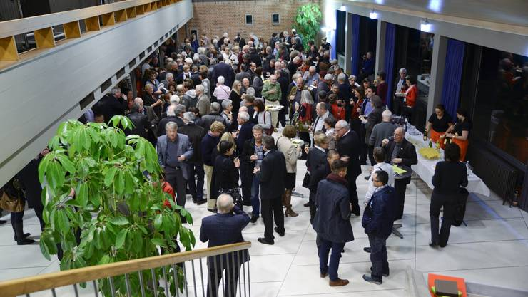 Die Kultur- und Anerkennungspreisverleihung fand im Grenchner Parktheater statt.