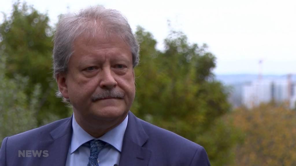 Keine weiteren Massnahmen: Hans-Peter Kohler kritisiert Bund und Kanton Bern
