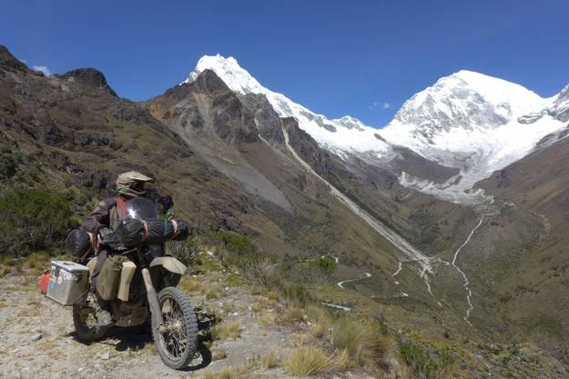 Passtour in Peru