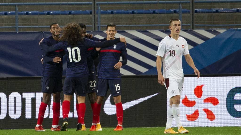 Schweizer U21 verpasst den Gruppensieg