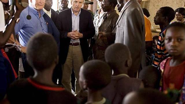 US-Gesandte in Darfur-Einsatz