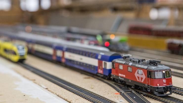 Alle Züge verkehren digital und mit Sound. (Symbolbild)