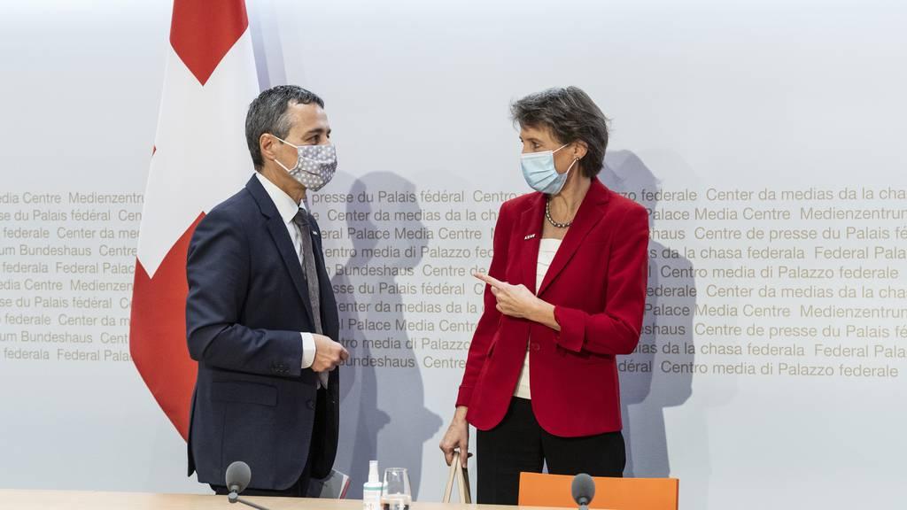 Schweiz präsentiert in New York Kandidatur für Uno-Sicherheitsrat