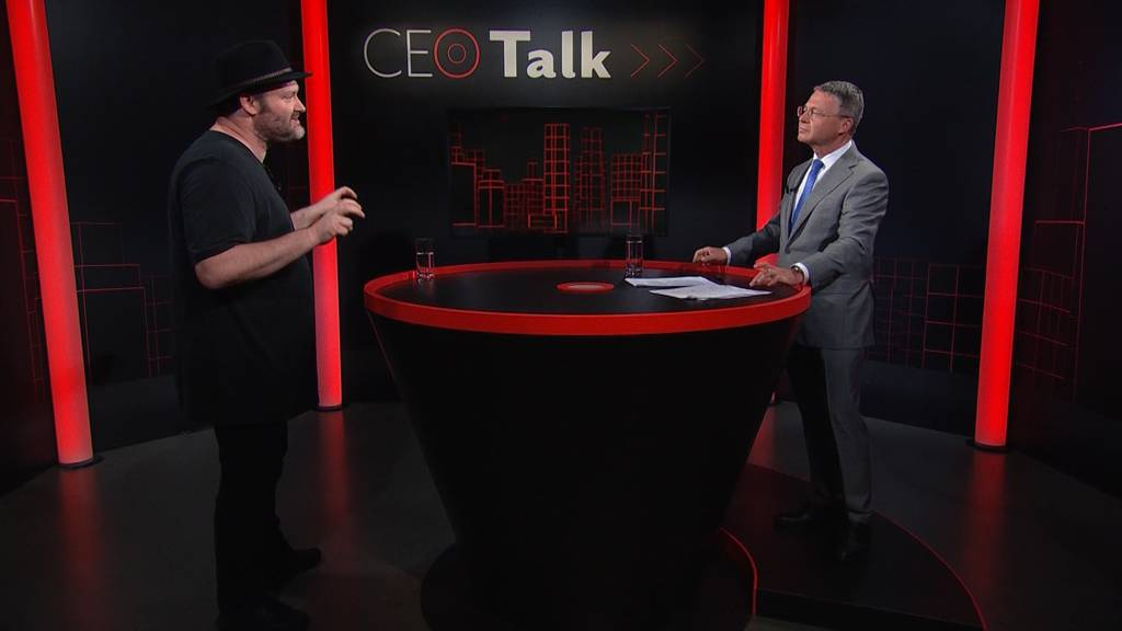 CEO Talk mit Volker Birk von der «Pep Security»