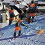 In Maribor liegt zu wenig Schnee. Die Rennen werden nun in Kranjska Gora stattfinden. (Symbolbild)