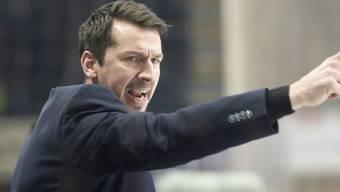 Coachte den SC Bern in der Saison 2015/2016 zum Meistertitel: Lars Leuenberger