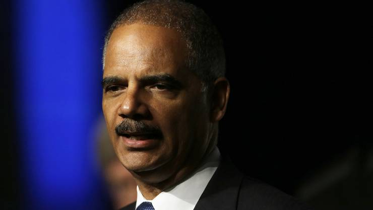 US Generalstaatswanalt Eric Holder