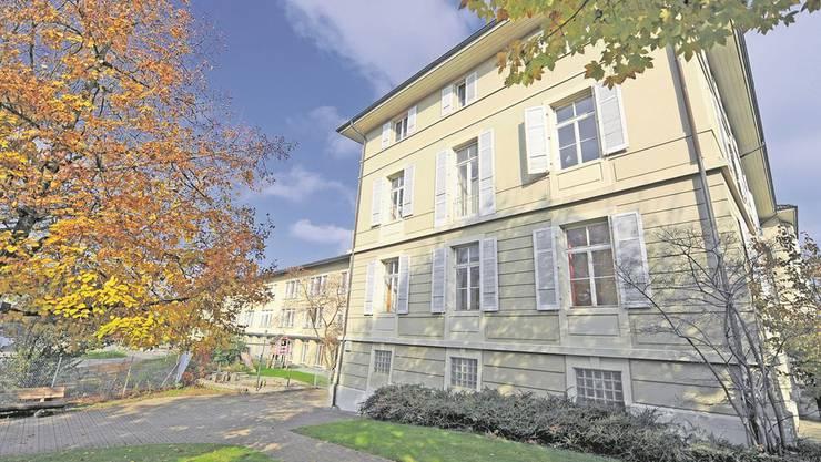 Das alte Pflegezentrum des Spitals Zofingen wird ab Dezember 2014 zur Asylunterkunft mit 170 Plätzen.