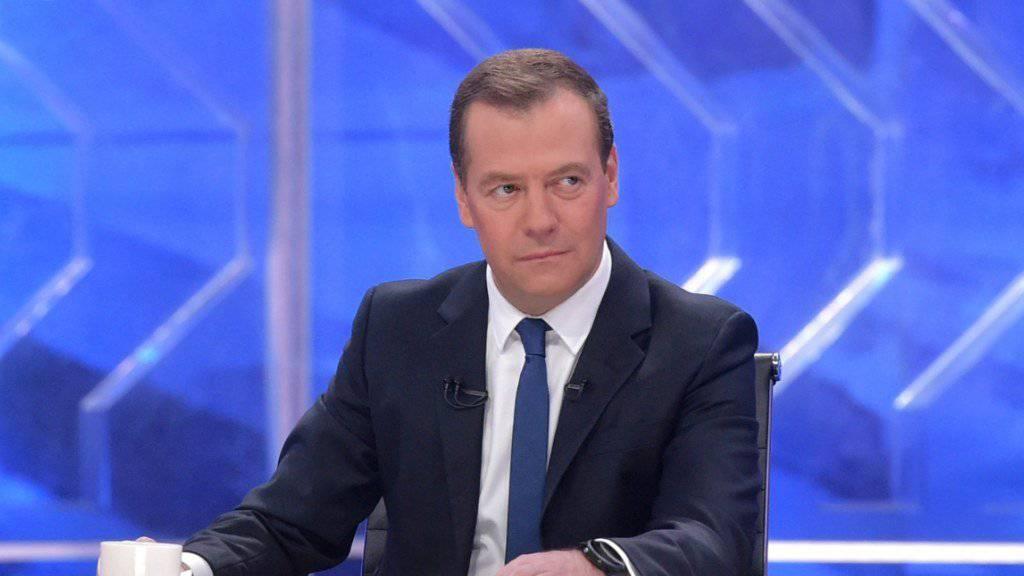 Der russische Premierminister Dmitri Medwedew will nicht als Präsident kandidieren.