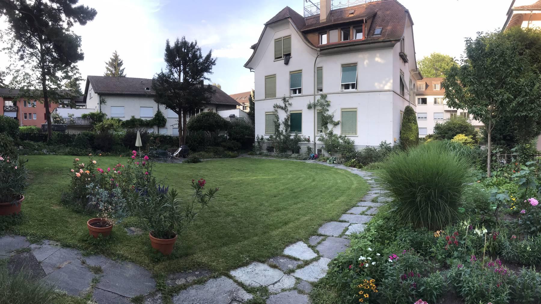 Garten von Hörerin Annina Babini_Gartenshowcase