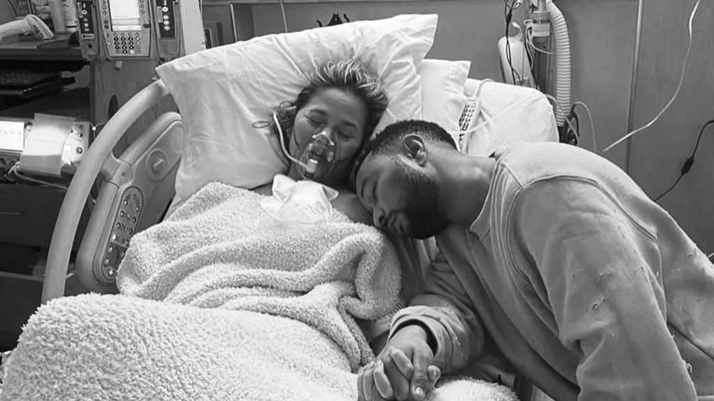 Chrissy Teigen und John Legend haben ihr Baby verloren
