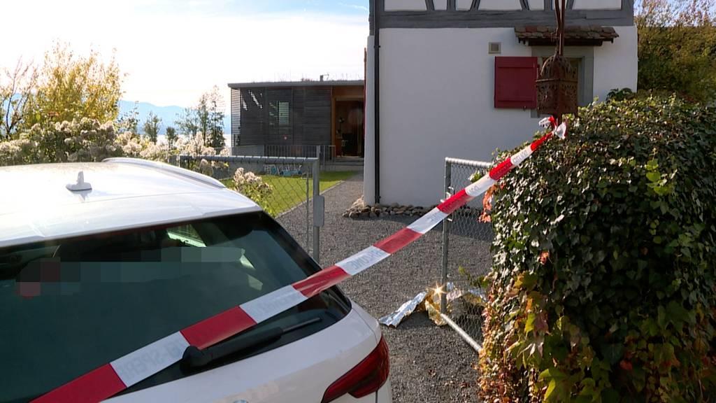 Vater tötet seine 12-jährige Tochter und richtet sich selbst