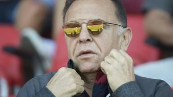 Investor Mehmet Nazif Günal hinterliess in Wil einen 19,5-Millionen-Loch