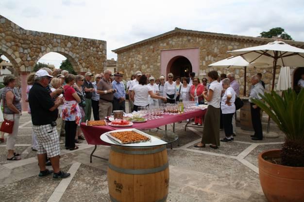 Mallorquinische Spezialitäten und Degustation bei Macia Batle