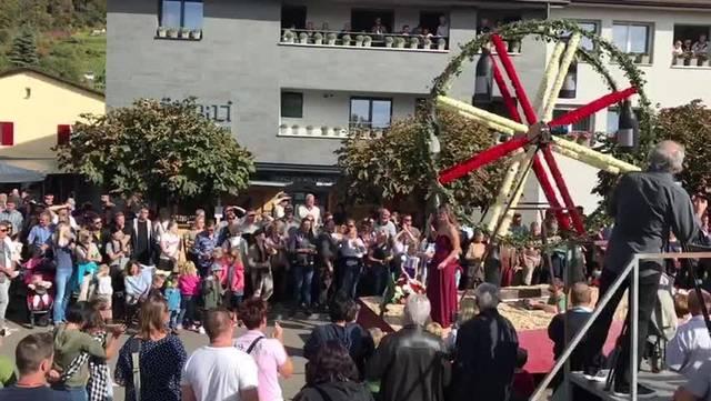Impressionen vom Winzerfest-Umzug in Döttingen