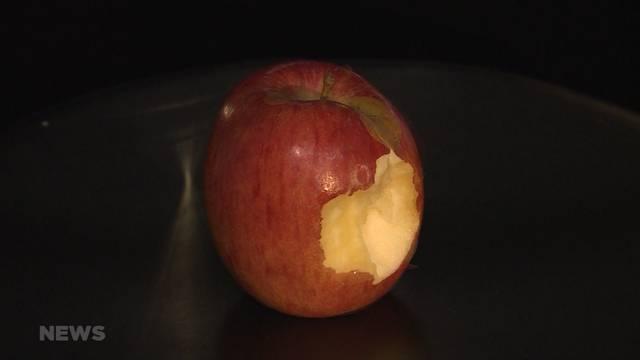 Apfelangebot i(s)st gross trotz leerer Lager der Bauern