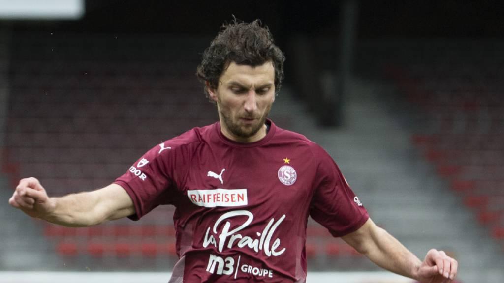 Stevanovic weitere vier Jahre bei Servette