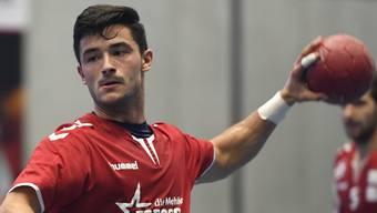 Topskorer Claudio Vögtli verlässt den TV Endingen per Ende Saison und wechselt zum Ligakonkurrenten BSV Bern.