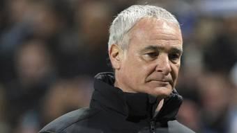 Muss bei Inter Mailand gehen: Claudio Ranieri