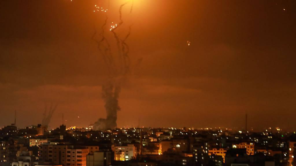 Israels Raketenabwehr Eisenkuppel