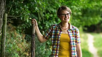 Simone Bachmann: «Ich war mir bei der Wahl meiner Studienrichtung bewusst, dass ich dereinst in einer Männerdomäne arbeiten werde.»