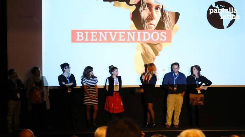 Das Lateinamerikanische Filmfestival  wird bereits zum achten Mal durchgeführt.