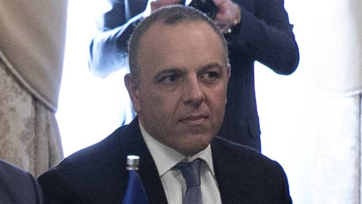 Keith Schembri, der Ex-Stabschef von Ministerpräsident Joseph Muskat, war von der ermordeten Journalistin Daphne Caruana Galizia der Korruption beschuldigt worden. (Archivbild)