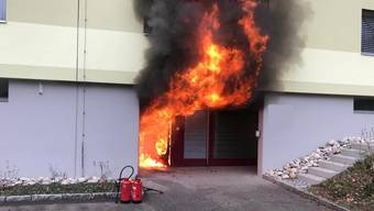 Brand Mehrfamilienhaus Füllinsdorf