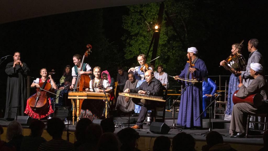 Obwalden sichert Volkskulturfest «Obwald» Beitrag für zwei Jahre zu