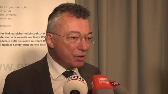 Ensi-Direktor: «Das Alter des AKW ist nicht entscheidend»