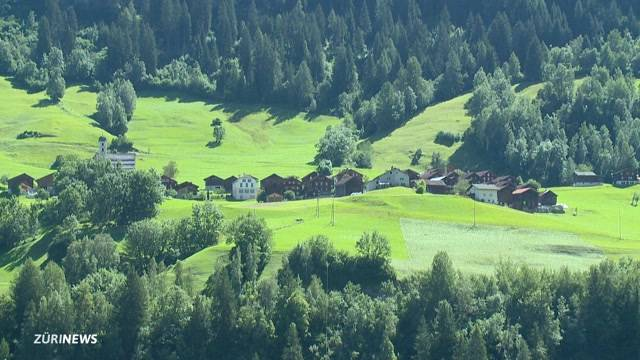 50-Seelen-Dorf bejubelt Olympiahelden