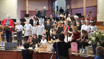 Bilderstrecke Kinderkonzert Stadtorchester Solothurn