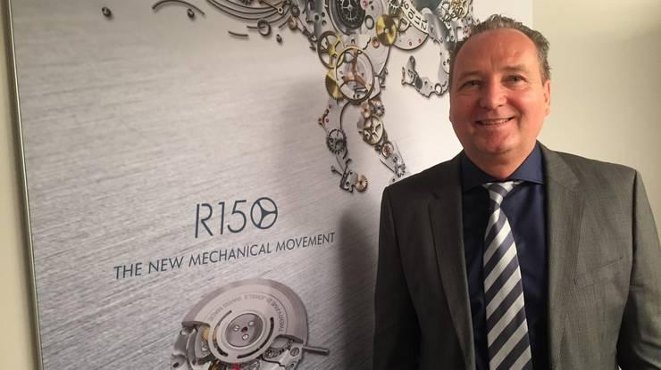 Firmenchef Erich Mosset präsentierte die Neuerungen in der Firma an einer Medienkonferenz am Freitag.