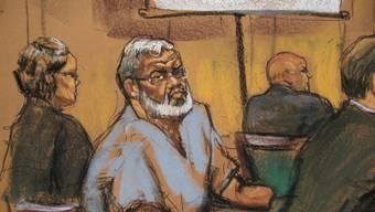 Abu Hamza: Der radikale Islamprediger verlor während des Afghanistan-Krieges gegen die Sowjetunion in den 1980er Jahren beide Hände und ein Auge.