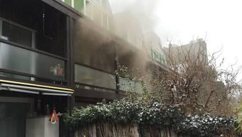 In Embrach (Bild) und in Greifensee kam es zu je einem Küchenbrand.